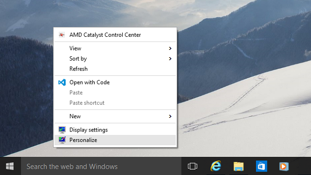 How to change lock screen background in Windows 10 - SimpleHow