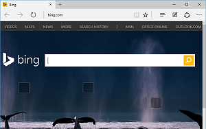 How to set homepage in Microsoft Edge browser on Windows 10