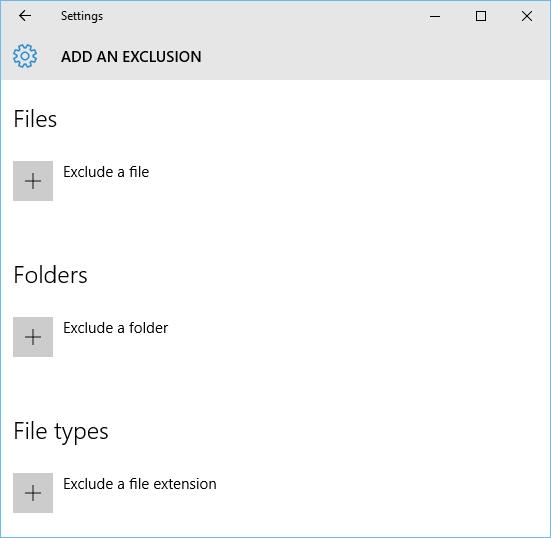 Comment utiliser l'antivirus Windows Defender sur Windows 10