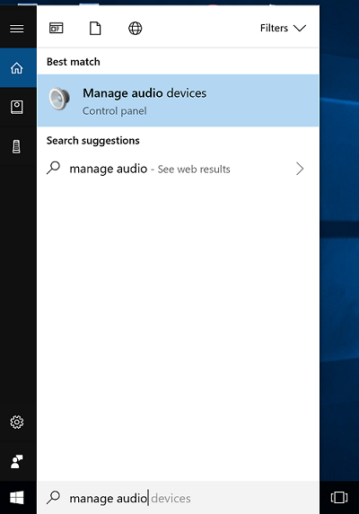How to enable and set default Microphone in Windows 10